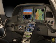 Avidyne Entegra Flight Deck